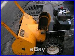 1998 Mtd 10hp 33 Path Snowflite 2-stage Snowblower Model#319-960a Parts