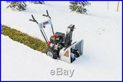 21 Two Stage Self Propelled Snow Blower Dirty Hand Tools