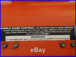 27 Gas Snowblower Murray Noma 10 HP 6-speed Electric Start Self-propelled