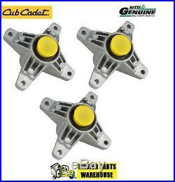 3 Oem Genuine Cub Cadet Spindle Assembly 918-04394 618-04394 618-04426 918-04426