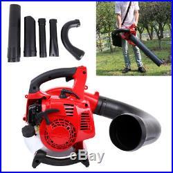 3in1 Electric Cordless 2 Stroke Gas Leaf Blower Vacuum Mulcher Lawn Yard Sweeper
