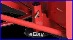 97 3-Point, Pull-Type Meteor Snow Blower with Skid Shoes & Hyd Chute Rotation