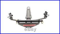 ATV Universal Mounting Kit, Duty Steel Square Swisher Plow Blades Dump Bucket