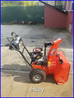 Ariens 921048 Deluxe 24 SHO Two-stage 306cc Snow Blower