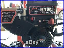 Ariens Deluxe ST24LE (24) 254cc Two-Stage Snow Blower ARN921045