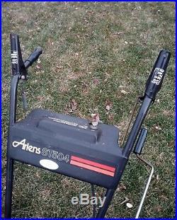 Ariens Snowthrower ST504 5HP 2-Stage 4 speeds forward, 1 reverse Low Usage