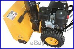 Benzin Schneefräse Schneeräumer Loncin 196cc Motor Mit Elektrischem Anlasser Un