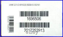 Briggs & Stratton 1696506 922EXD 22 Snow Blower Thrower Shredder New in Box