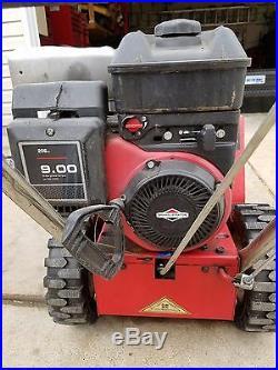 Briggs and Stratton Toro 9.00 ft-lbs gross torque per SAE