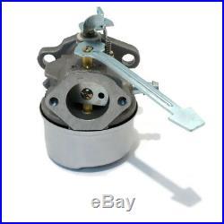 Carburetor For 3Hp 2-Cycle Tecumseh HSK600 HSK635 TH098SA Engine Snowblower