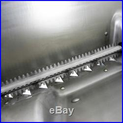 Chapin 8500B 200 LB Professional Stainless Steel Rock Salt Drop Spreader