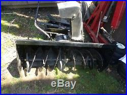 Craftsman Lawn Tractor 2 Stage 40 Snowblower 48624839 41150 Great Shape