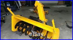 Cub Cadet Tractor Snow Blower Attachment 6000 & 7000 Series