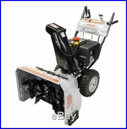 Dirty Hand Tools 30 inch 2-stage Snow Blower