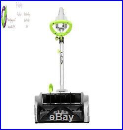 Earthwise Sn74016 40-Volt Cordless Electric Snow Shovel, Brushless Motor, 16-Inc