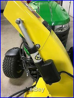 For Cub Cadet Yanmar Bobcat Tractor Snowblower Linear Actuator Chute Control Kit