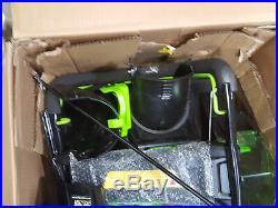 GreenWorks 2600402 Pro 80V 20-Inch Cordless Snow Thrower