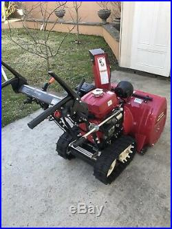 Honda 28 Snow Blower