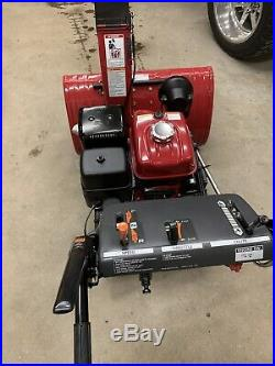 Honda HS1332 Two-Stage Gas 32 in. Snow Blower Snowblower