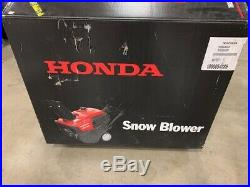 Honda HS720AS 20 in. Single-Stage Electric Start Gas Snow Blower