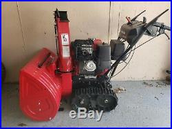 Honda HSS1332AAT 32Inch Two Stage Track Snow Blower