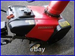 Honda Hs621 Snowblower Snow Blower, Mint Condition