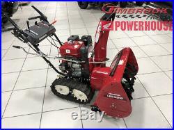 Honda Snow Blower HS928KTAS NEVER used. Still under warranty