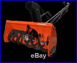 Husqvarna 967343902 50 2-stage Snow Thrower Attach. (Electric) FREE Liftgate