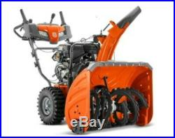 Husqvarna ST327 27 inch 291cc Two Stage Snow Blower with Power Steering 961930124