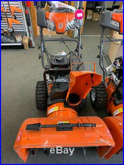 Husqvarna ST 227P Snowblower Two Stage with Power Steering