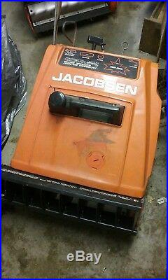 Jacobsen Snowblower