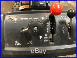 John Deere 1032D snow blower walk-behind