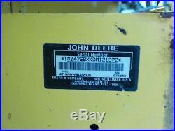 John Deere 47 Snowblower 425 445 455 2210 2305 X485 X720 X728 47 Snow Blower