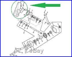 John Deere 47 inch Snow Blower Impeller Fan Yellow 47 Blowers Only AM109105