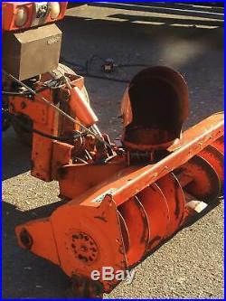 KUBOTA Model B748A Snow Caster (Snowblower) Tractor Attachment 48 Wide