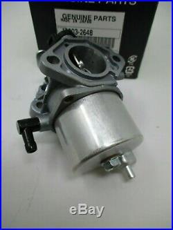 Kawasaki FE350D Carburetor 15003-2648 Club Car Carry All FE 350 D FE350 Genuine
