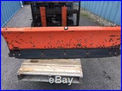 Kubota BX2763A Front Plow