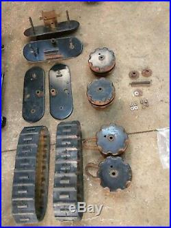 MTD 5HP 24 Snowblower 317-552-027 Track Drive Crawler Assembly Robot Project