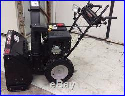 MTD Pro Two Stage Snow Blower 277cc ES OHV (28) #31AH64FG795 Winter Special