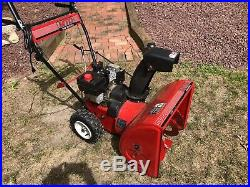 MTD Yard Machines 22 5hp Snow Blower $125