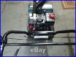 Murray Ultra 22 Width, 2-Stage Snowblower, 5 HP Engine 8speeds $150
