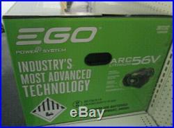 NEW EGO Cordless Electric Snow Blower 56-Volt Arc Lithium KIT SNT2102