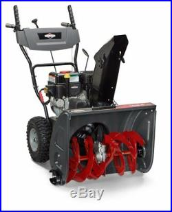New Briggs and Stratton 24 Two Stage Snow Blower Thrower 1696610