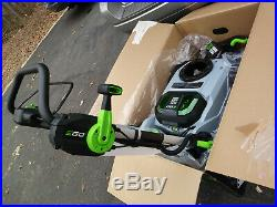 New Ego 56V Lithium-Ion 21inch Cordless Electric Snow Blower SNT2100 tool only