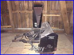 New Holland 716B Snow Blower