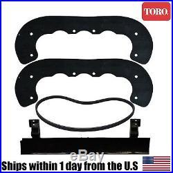 OEM Toro Snow Blower Belt Scraper Paddle 421 Q E 38585 99-9313 108-4921 108-4884
