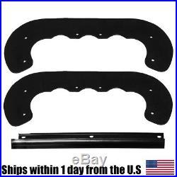 Paddles 99-9313 Scraper 55-8760 Kit for Toro CCR2000 CCR2450 CCR3650