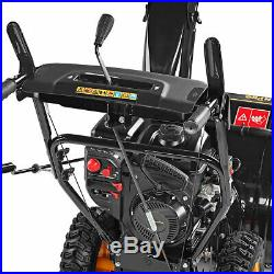 Poulan Pro 24-inch 212cc 2-Stage Gas Snow Thrower Snow Blower PR230 961920105