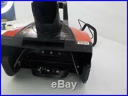 PowerSmart DB2401 Lithium-Ion 40V Cordless 18 Snow Blower