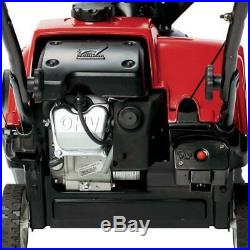 Power Clear 518 ZE 18 In. Single Stage Gas Snow Blower Outdoor Power Equipment